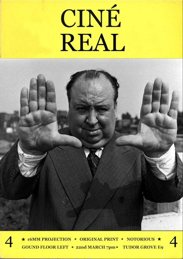 CINE REAL NOTORIOUS